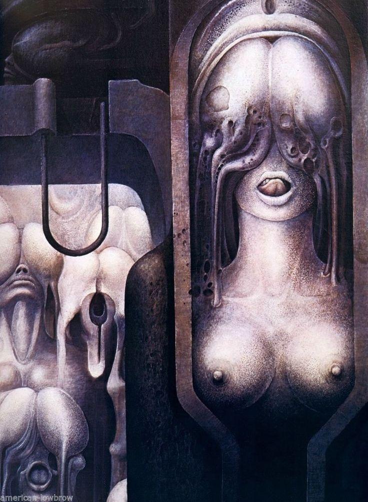 Alien Sex Art 55