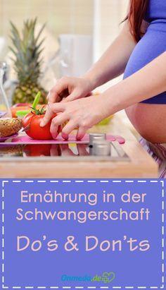 Mit diesen Tipps ernähren Sie sich auch in der Schwangerschaft gesund!  (Bildquelle: istock)