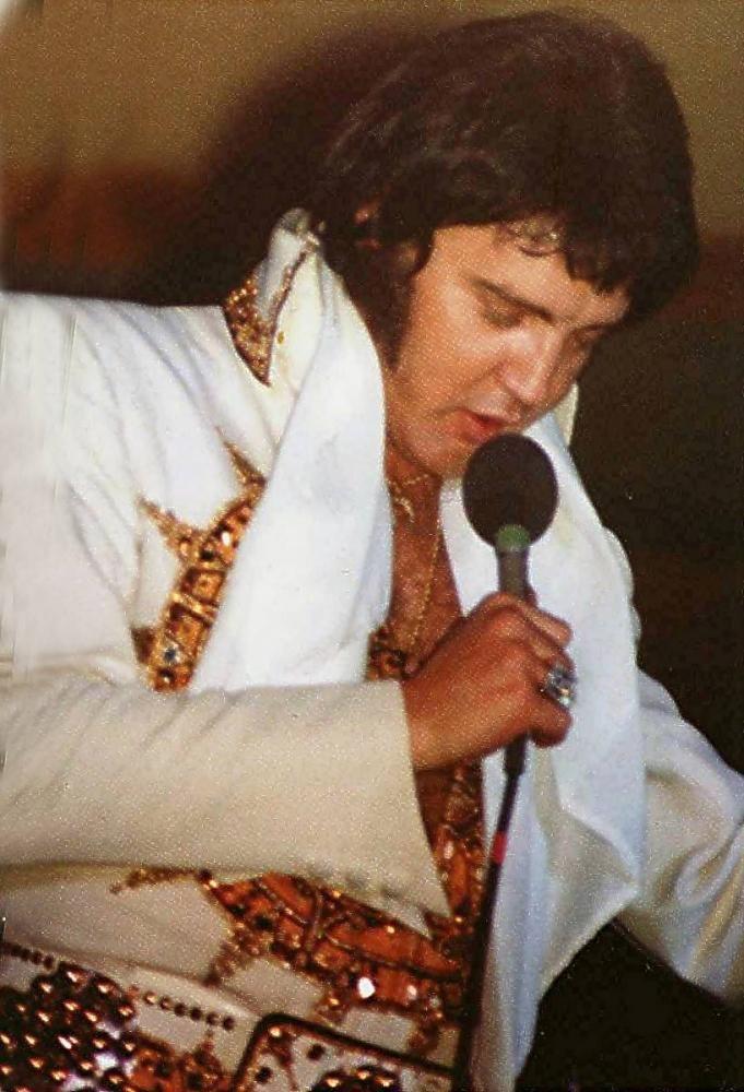 ELVIS' LAST CONCERT, June 26, 1977, Indianapolis