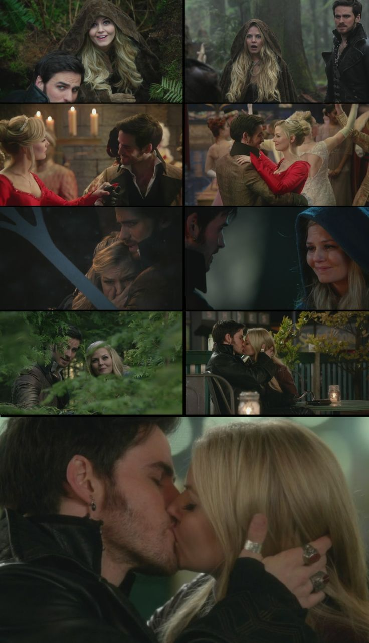 emma and hook hookup Hook and emma finally got married on the musical episode of once upon a time get all the details on the wedding by reading this recap.
