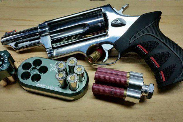 Taurus Judge | 11 Guns You Need for When SHTF