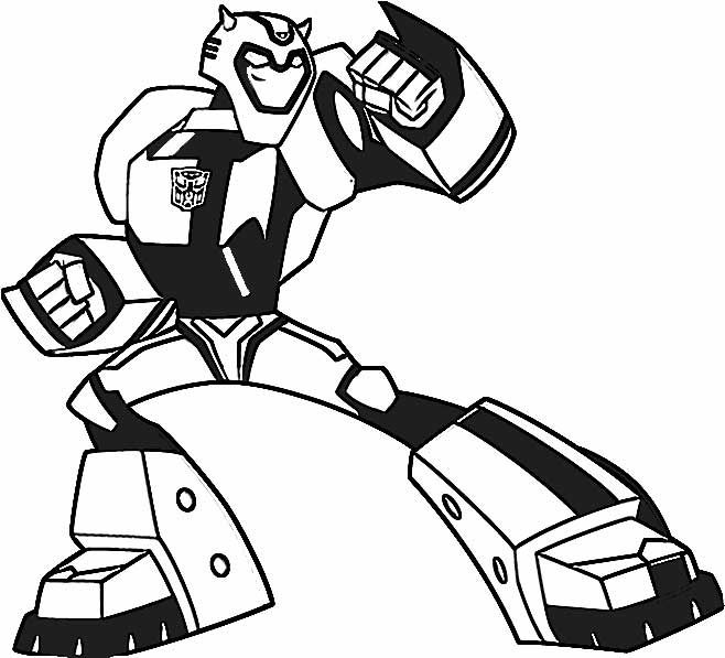 hasbro transformer coloring pages - photo#35