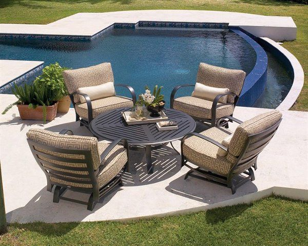 Outdoor Furniture  Charming Pool And Patio Furniture   Interior Design    Pool And Patio Furniture Is A Very Important And Challenging Task To Start,  ...