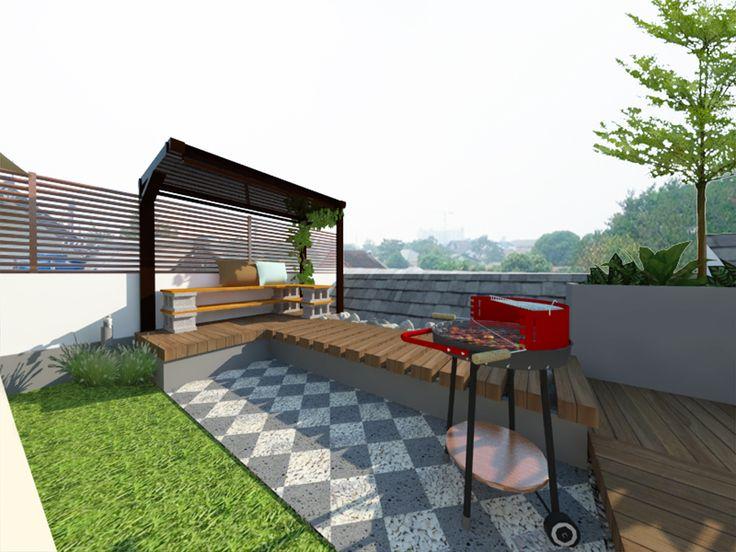 #rooftopgarden #myproject
