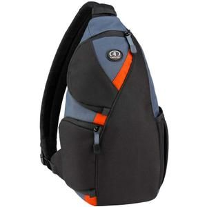 Another great product: Tamrac 4276 Jazz 76 Digital SLR Camera Sling Backpack Case (Black/Multi) Tamrac 4276 Jazz 76 Digital SLR Camera Sling Backpack Case (Black/Multi) The perfect way to tote your camera and accessories. The Tamrac 4276 Jazz 76 Digital SLR Camera Sling Backpack Case is a compact sling pack that holds a mirrorless camera or compact digital SLR camera with a lens attached plus other accessories. It features a side door for fast access to camera gear without re