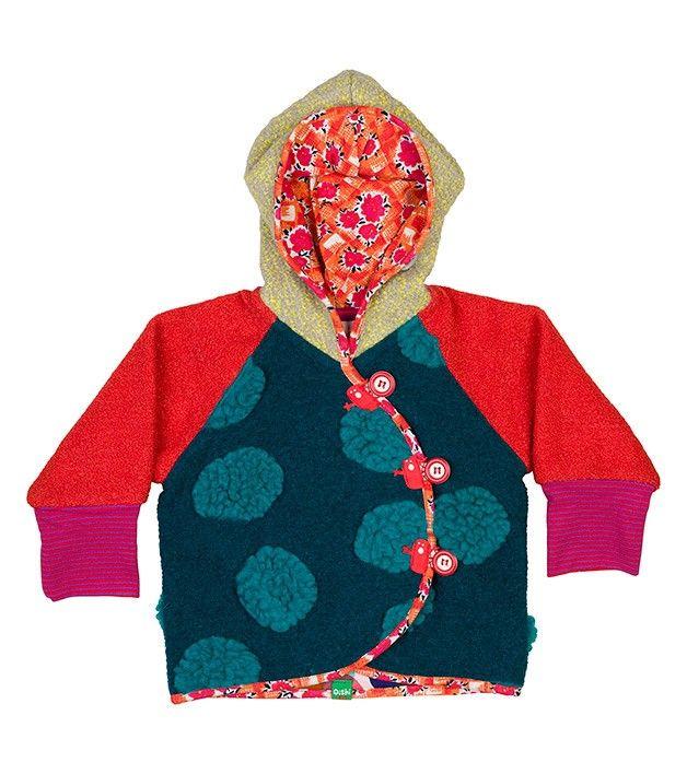 Everly Jacket, Oishi-m Clothing for kids, circa 2015, www.oishi-m.com