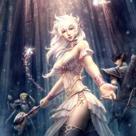 Elf Blonde 112