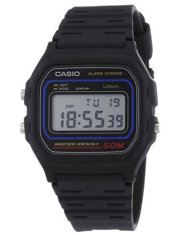 Get digital in your life, purchase  Casio Men's Digital Watch, Black and purchase it worth £9.00 & FREE Delivery. More deals in Cheap Men's Watches UK is available at our website.