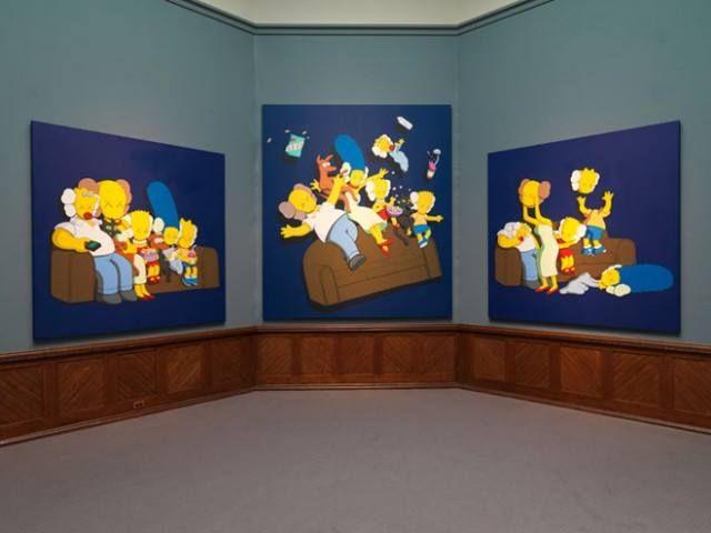 Ο καλλιτέχνης Brian Donnelly (γνωστός και ως Kaws), εκθέτει τις ποπ και πολύχρωμες δημιουργίες του στης Ακαδημίας Καλών Τεχνών της Πενσυλβάνια. Ειδικά με το νέο του γλυπτό που ονομάζεται Born to Bend, μας θυμίζει την έκθεση αντιθέσεων του Takashi Murakami στο σατό των Βερσαλιών. Μάθετε περισσότερα για την εταιρία μας στο www.kypriotis.gr - #kypriotis #kipriotis #plakakia #plakidia #anakainisi #athens #ellada #greece #hellas #banio #dapedo
