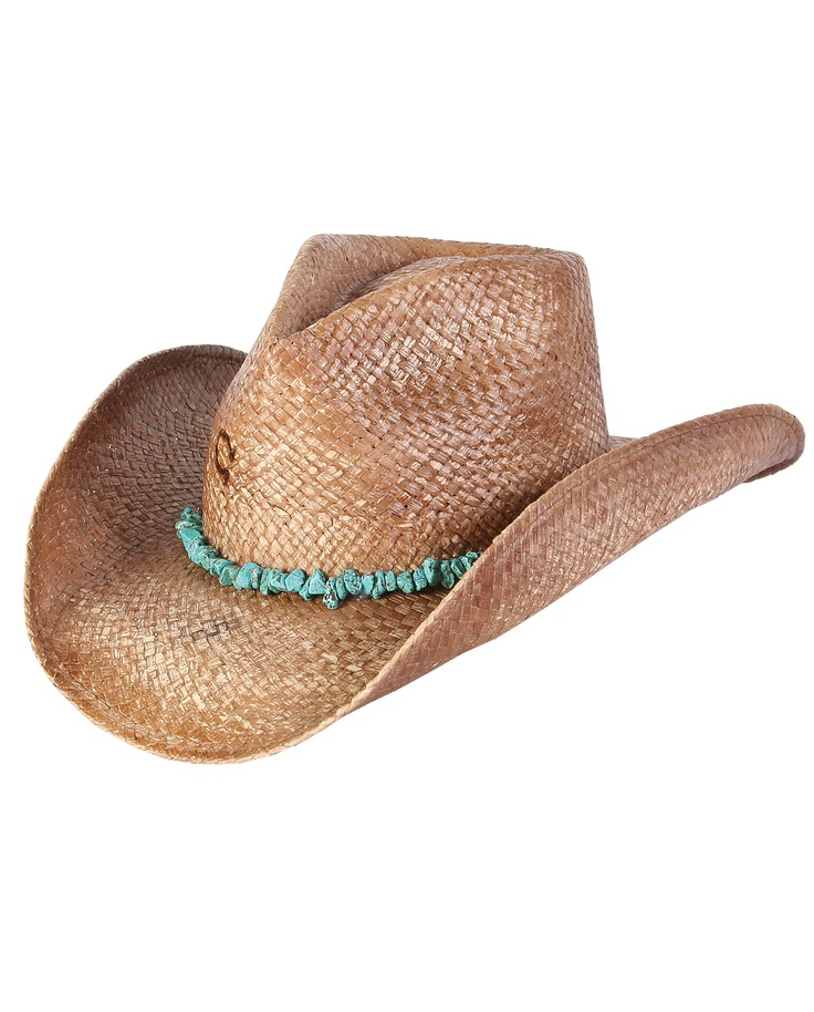 Charlie 1 Horse® Ladies' Tulum Straw Hat :: Straw :: Ladies' :: Cowboy Hats :: Fort Western Online