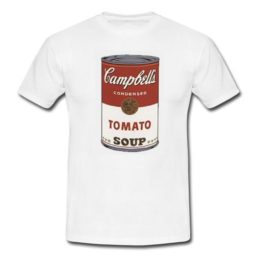 Cinema Photography Campbell's Soup Cans T Shirt
