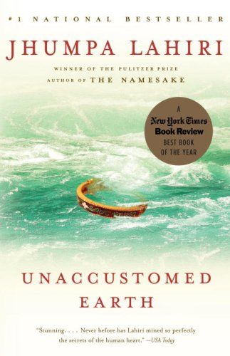 Unaccustomed Earth, by Jhumpa Lahiri - I've read all of Jhumpa's books and this is one of my favorites. She writes in simple language, but has a way of writing that pierces into the truth of human nature, highlighting feelings we can all relate to. Great for the beach or a plane ride.