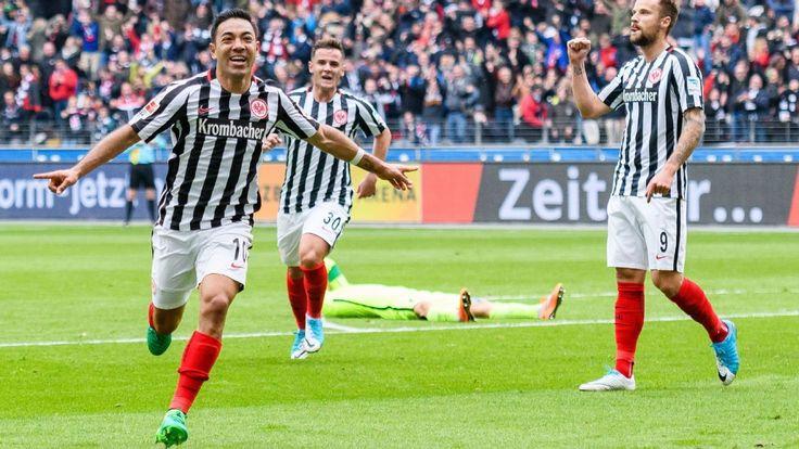 Marco Fabian is 'one of the key figures in Frankfurt's squad' - Niko Kovac