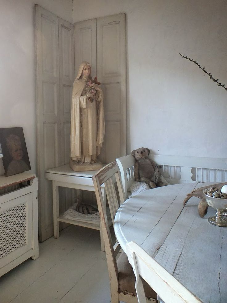 17 beste idee n over vintage industri le decoratie op pinterest rustiek klassiek decor - Deco eetkamer rustiek ...
