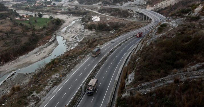 J K Highway Reopens For Vehicular Traffic After Remaining Closed