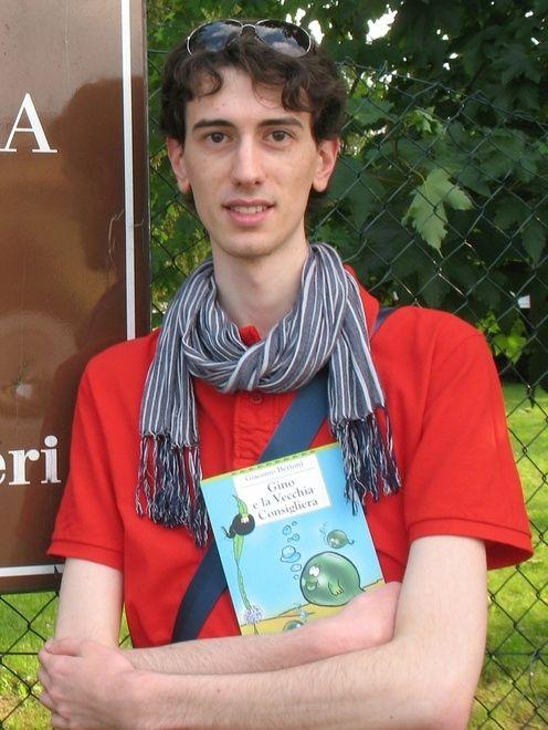 PAVIA. A tre anni di distanza dall-ultima storia per bambini, il giovane scrittore pavese Giacomo Bertoni torna in libreria con una nuova avventura fantasy rivolta ad un pubblico di lettori da 8 anni...