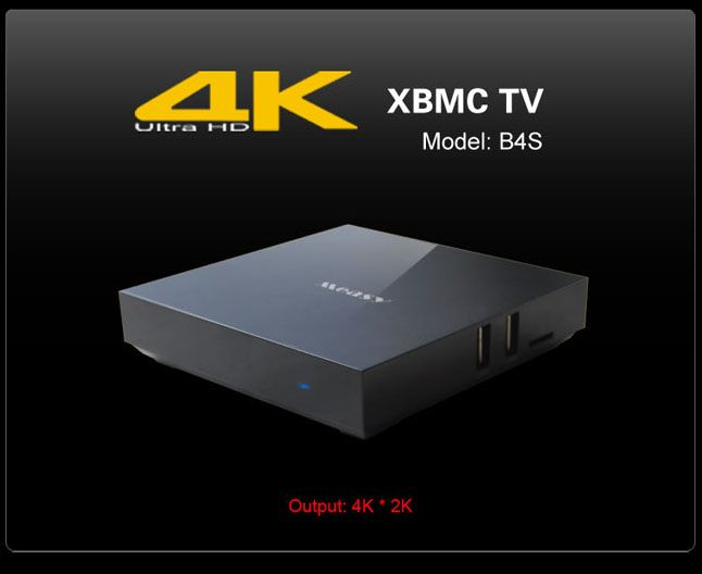 B4S 4K XBMC TV--Measy Electronics - Measy Eletronics Co.,Ltd.