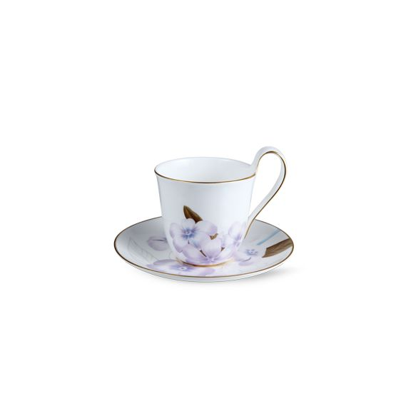 Royal Copenhagen Flora Cup & saucer 27 cl - Rhododendron