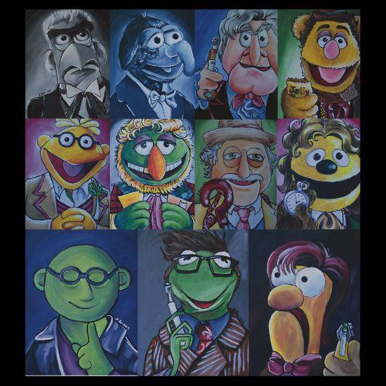 60 Best Muppet Fan Images On Pinterest: 326 Best Misc. Fandom - Other Images On Pinterest