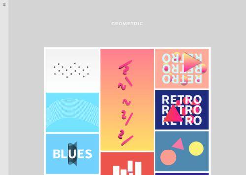 Geometric | Olle Ota Themes