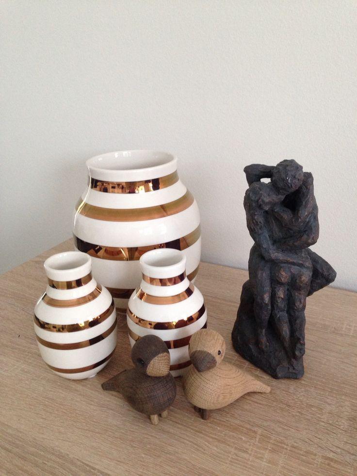 Elsker mine Kähler vaser