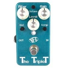 VFE Pedals The Triplet - Compressor, Octave Up, Distortion