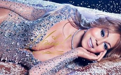 Mariah Carey For MAC Makeup