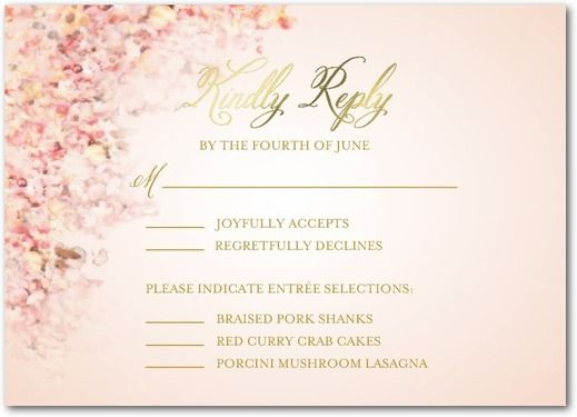 wedding invitations with rsvp best 25 response cards ideas on reading 9778