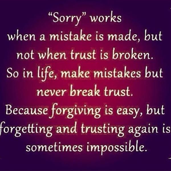 Trusting Relationship Quotes: Best 25+ Relationship Mistake Quotes Ideas On Pinterest
