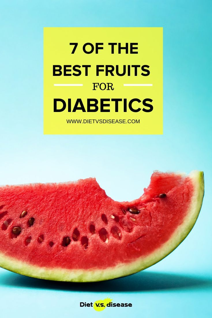 Can You Get Diabetes From Fruit Sugar 7 Of The Best Fruits For Diabetics Based On Sugar And Nutrients Fruit For Diabetics Best Fruits For Diabetics Fruit Nutrition