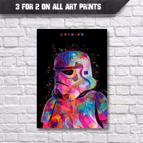 Stormtrooper-Soldier-Abstract-Pop-Art-Poster-Wall-Art-Print-A4-Prints
