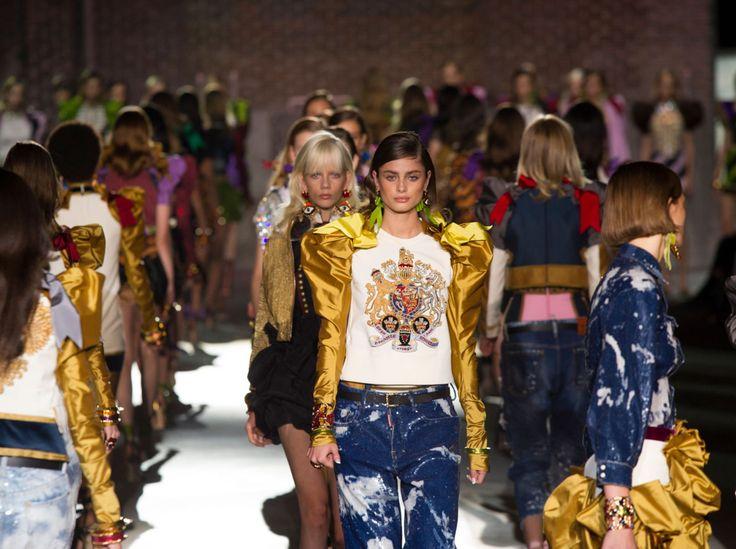 Mailand Fashion Week: Finale grande