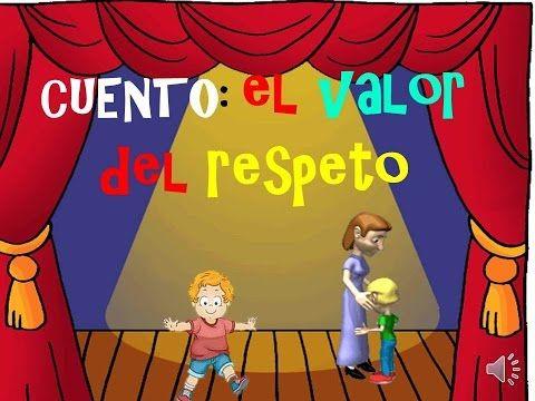 Cuento Palabras Mágicas niños - YouTube
