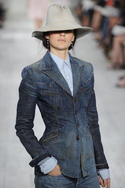 New York Fashion Week - Ralph Lauren Spring / Summer 2010 - latimes.com