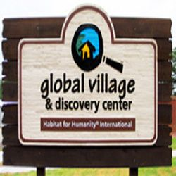 Discover the world of Habitat for Humanity at the Global Village & Discovery Center | Habitat for Humanity Intl  (could get their via the train at Veterans's Park - see other pin)