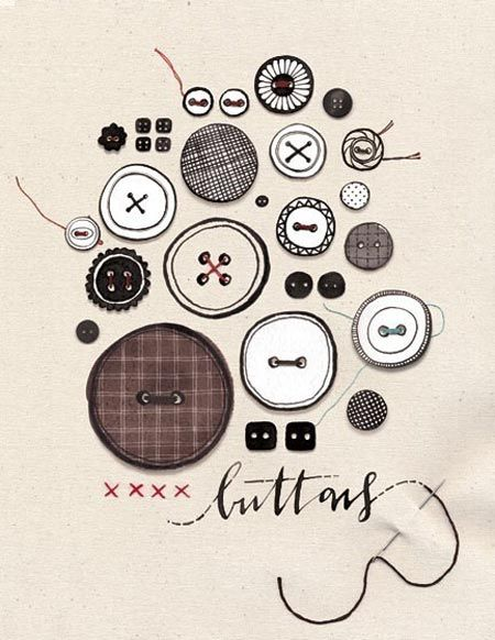 il blog dei bottoni