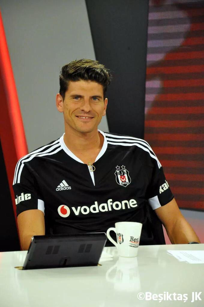 Mario Gomez Beşiktaş