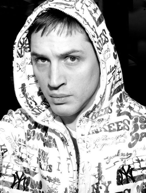 Tom Hardy by Oliver Prout