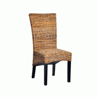 Classic Home Furniture   Kirana Rattan Side Chair   53004025