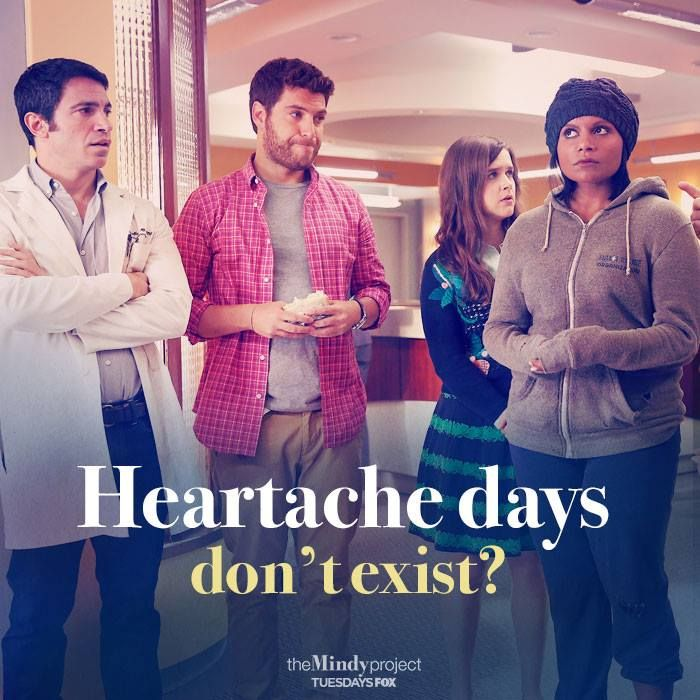 The Mindy Project. Heartache Days