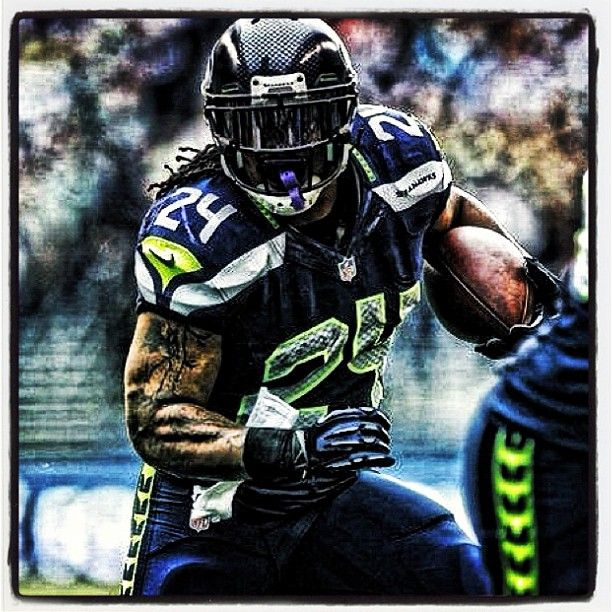 Marshawn Lynch #Seahawks - BEASTMODE