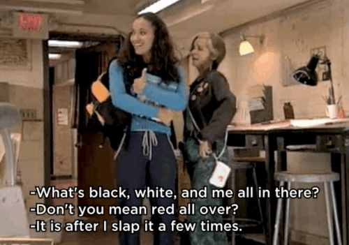 Jerri Blank is a hero.