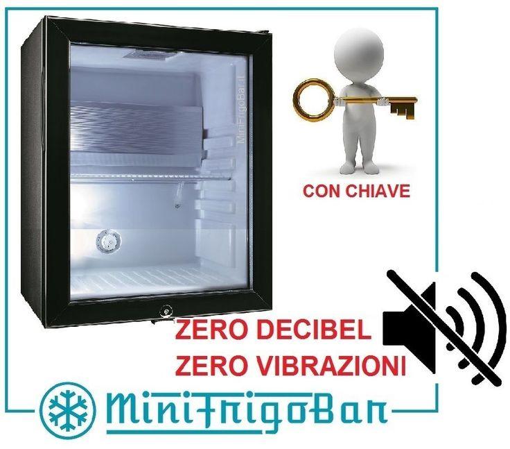 VETRINETTA FRIGO VETRINA Refrigerata con la CHIAVE da Banco HOTEL Serratura NERA | eBay