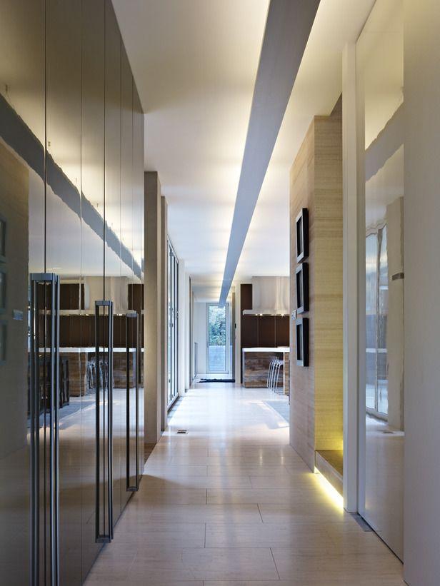 376 best images about k yt v t ja aulatilat tekniikka arkkitehti on pinterest hallway - Corridor decoratie ...