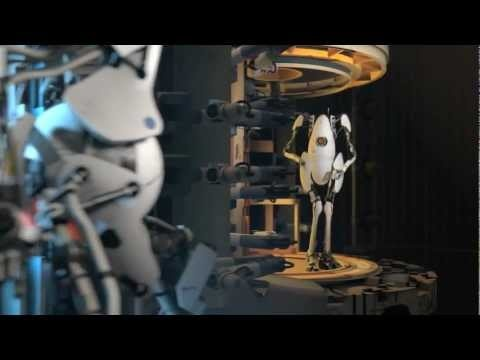 Portal 2 - ''Aperture'' friends cinematic trailer [HD]
