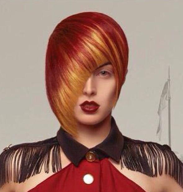 love this colour and the cut