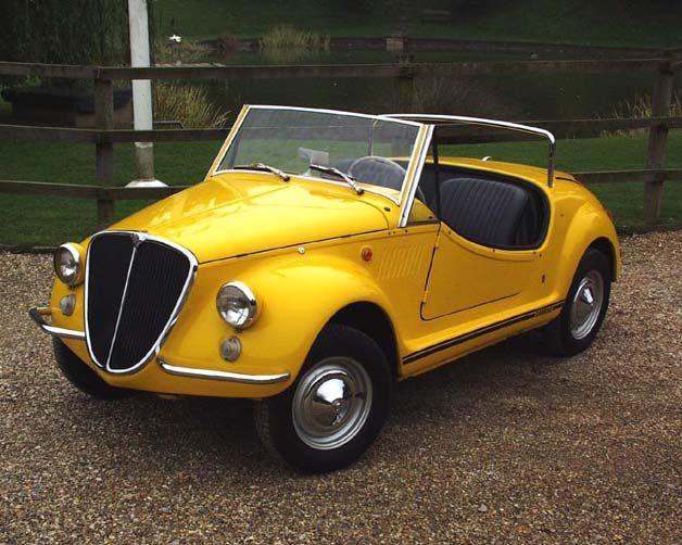 Célèbre 29 best Fiat 500 Gamine Vignale images on Pinterest | Fiat 500  IC59