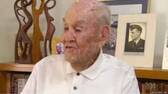 Welcome To Top Secret Zone: Australian 'Great Escape' survivor dies, aged 101