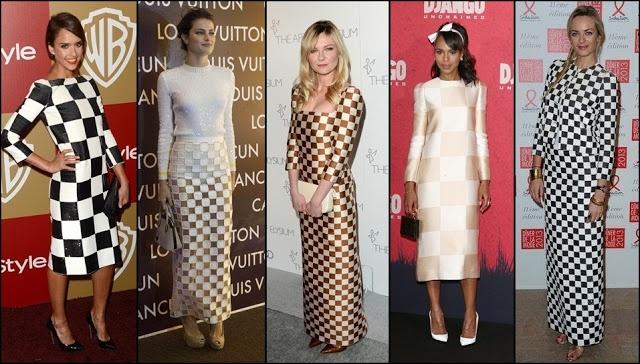 """2013 Yaz Trendi """"DAMA DESENİ""""    Yaz modası desenlerinin başrol oyuncusu, bu yaz dama deseni oldu.Siyah - beyaz ikilisinin hakimiyeti kadar 2013 yazında sarı, yeşil ve gri renklerde oldukça kullanılan renkler arasında yer almaktadır."""