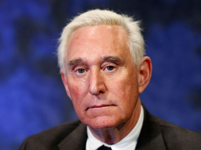 Donald Trump adviser Roger Stone admits contact with suspected Russian hacker